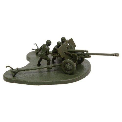 Купить Сборная модель ZVEZDA Советская противотанковая пушка ЗИС-3 (6253) 1:72, Сборные модели