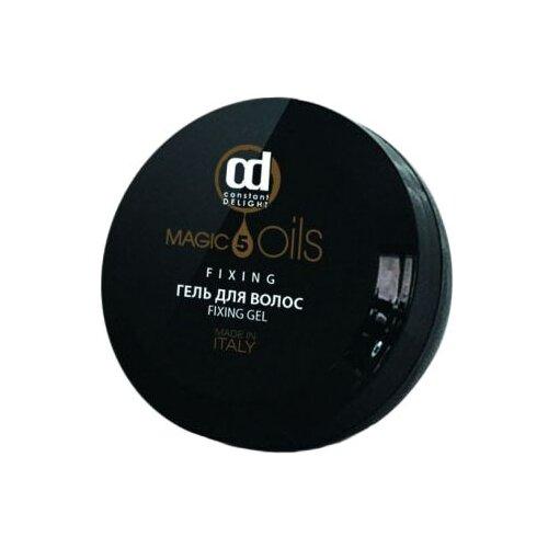 Constant Delight 5 Magic Oils гель для волос Fixing Gel, 100 мл