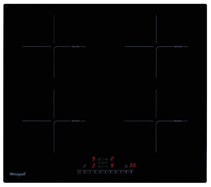 Варочная панель Weissgauff HIF 640 BS