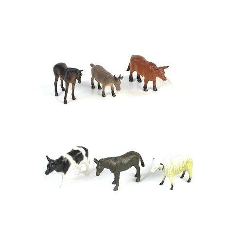 Купить Фигурки Играем вместе Диалоги о животных Домашние животные HB9710-6, Игровые наборы и фигурки