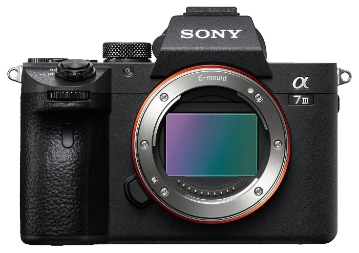 Фотоаппарат Sony Alpha ILCE-7M3 Body