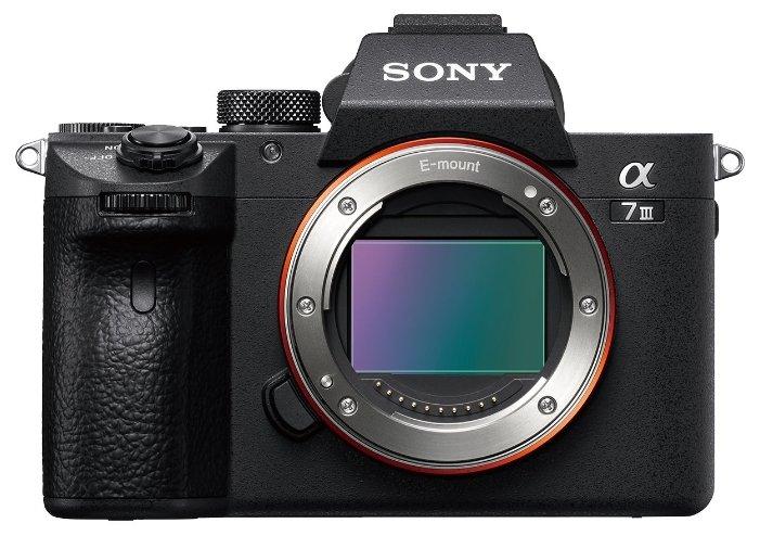 Sony Фотоаппарат со сменной оптикой Sony Alpha ILCE-7M3 Body