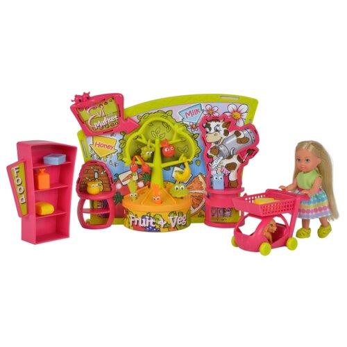 Купить Кукла Simba Еви в супермаркете, 12 см, 5737458, Куклы и пупсы