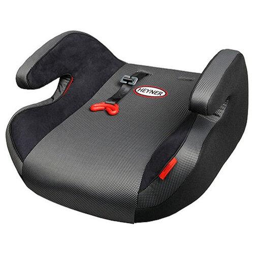 Фото - Бустер группа 2/3 (15-36 кг) Heyner SafeUp XL Comfort, Pantera Black автокресло бустер heyner safeup xl красный солнцезащитные шторки в подарок