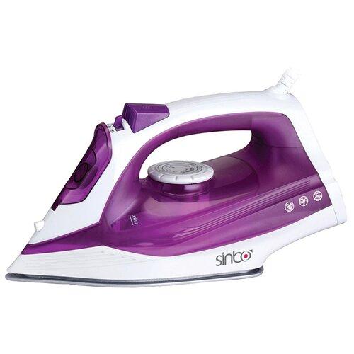 Утюг Sinbo SSI-6619 фиолетовый/белый