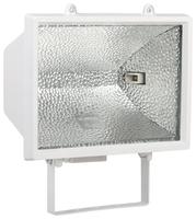 Прожектор галогенный 1000 Вт IEK ИО1000 белый IP54