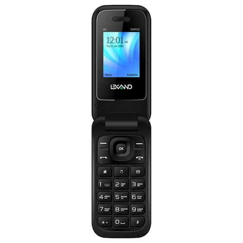 Телефон LEXAND A5 Simple черный