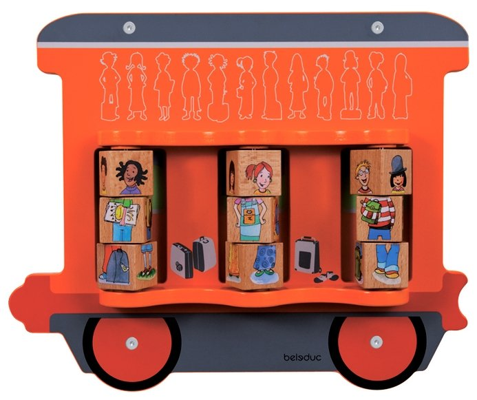 Развивающая игрушка Beleduc Дети
