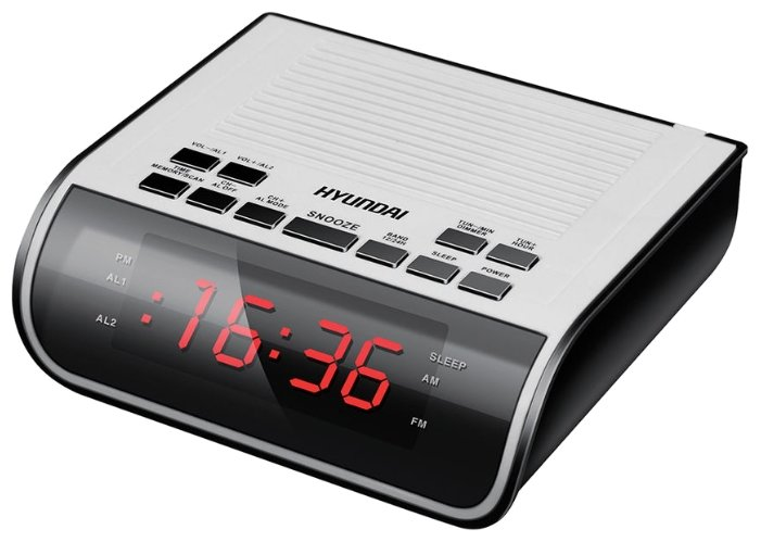 Радиоприемник Hyundai H-RCL100