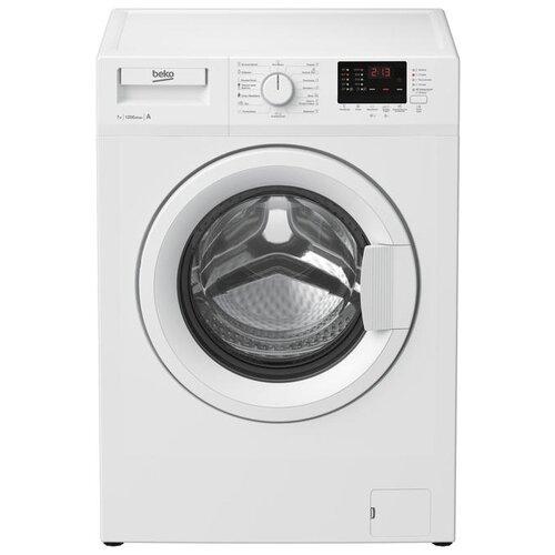 Стиральная машина Beko WRE 76P2 XWW стиральная машина beko wre 75p2 xww белый