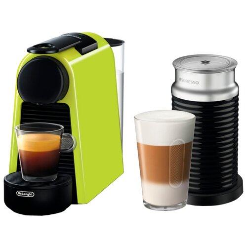 Кофемашина De'Longhi Nespresso Essenza Mini EN 85 AE лайм кофемашина капсульная de'longhi nespresso essenza mini en 85 bae