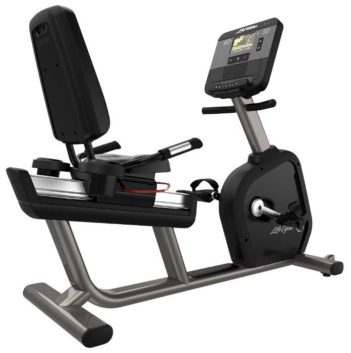 Горизонтальный велотренажер Life Fitness Integrity Lifecycle DX Recumbent