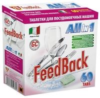 FeedBack All in 1 таблетки для посудомоечной машины 30 шт.
