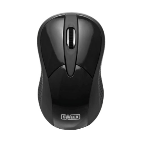 Мышь Sweex MI450V2 Wireless Mouse Blackberry Black USB