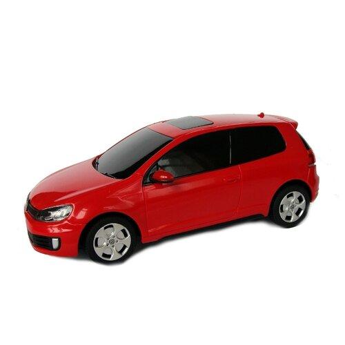 Купить Легковой автомобиль Rastar Volkswagen Golf GTI (44700) 1:24 18 см красный, Радиоуправляемые игрушки