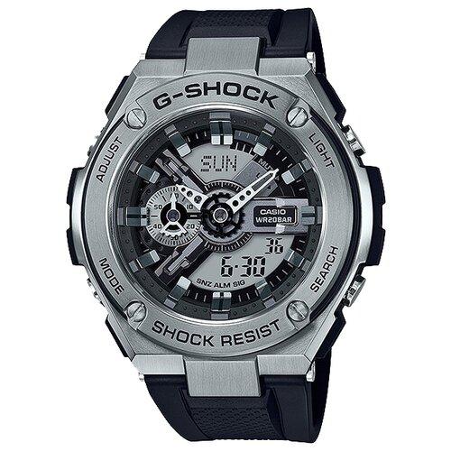 Наручные часы CASIO GST-410-1A наручные часы casio gst b400d 1a