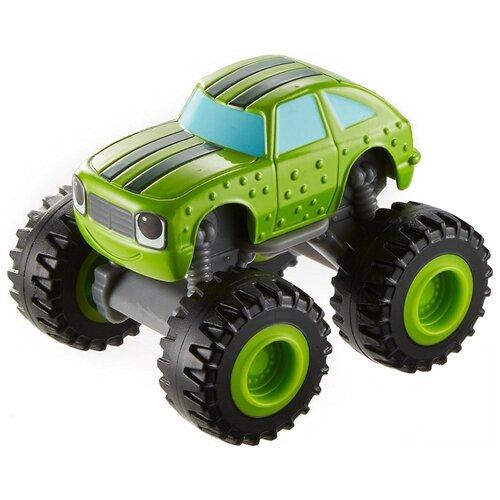 Купить Монстр-трак Fisher-Price Blaze Пикл (CGF20/CGF23) 8 см зеленый, Машинки и техника