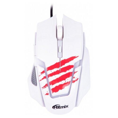 Мышь Ritmix ROM-350 White USB