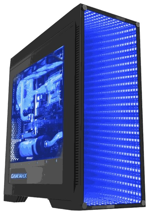 Компьютерный корпус GameMax M908 Infinity Black