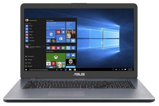 Ноутбук ASUS VivoBook 17 A705UQ (Intel Core i7 8550U 1800 MHz/17.3