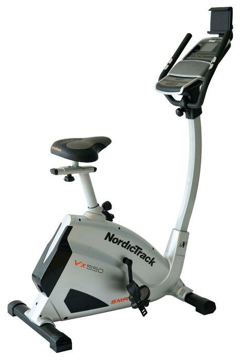 Вертикальный велотренажер NordicTrack VX550 (NTIVEX47016)