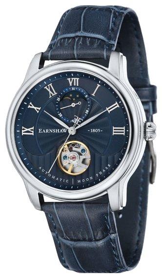Мужские часы Earnshaw ES-8066-06 Мужские часы Nautica NAI19538G