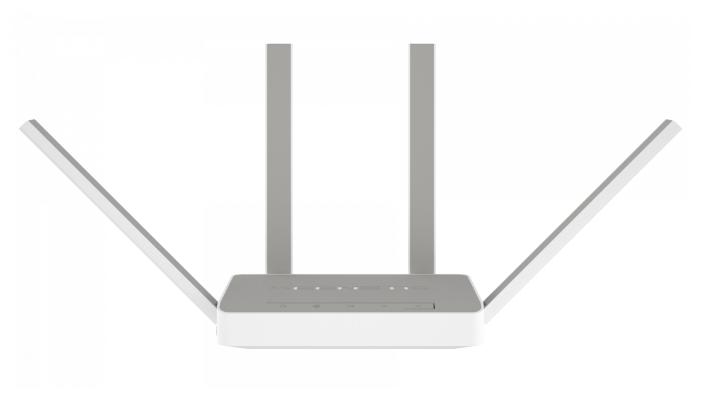Keenetic Extra (KN-1710) двухдиапазонный интернет-центр с Wi-Fi AC1200, усилителями приема/передачи, управляемым коммутатором и многофункциональным портом USB