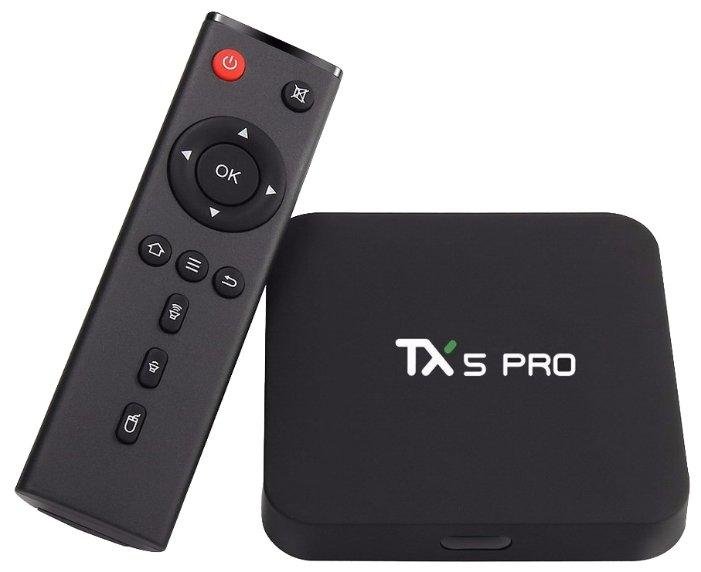Медиаплеер Tanix TX5 Pro