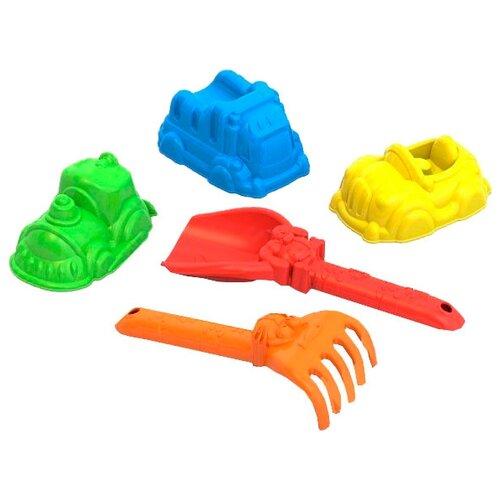 Купить Набор Нордпласт 431799 №109 разноцветный, Наборы в песочницу