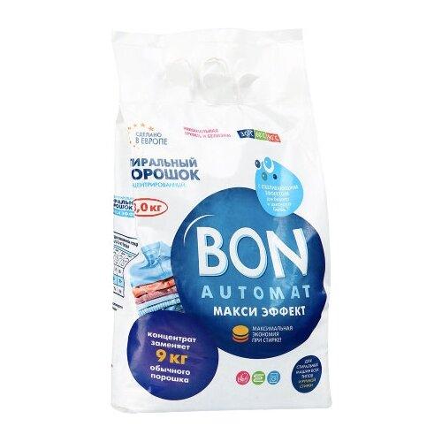 Стиральный порошок BON Макси эффект (автомат) 3 кг пластиковый пакет
