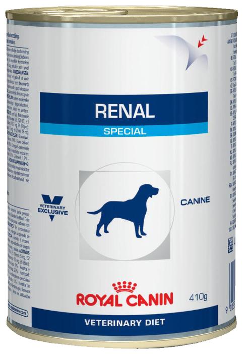 Корм для собак Royal Canin Renal Special сanine canned