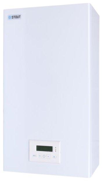 Электрический котел STOUT SEB-0001-000012, 12 кВт, одноконтурный фото 1