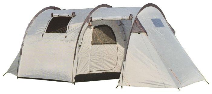 Палатка LANYU LY-1909 4-х местная однокомнатная 470х220х160см туристическая кемпинговая