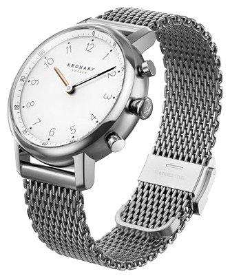 Часы Kronaby Nord (mesh bracelet)