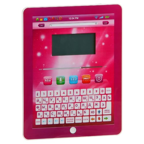 Планшет Joy Toy 7320 (7321) розовый play smart планшет русско английский 7320