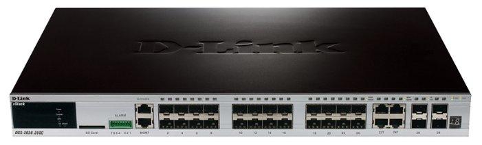 D-link DGS-3620-28SC