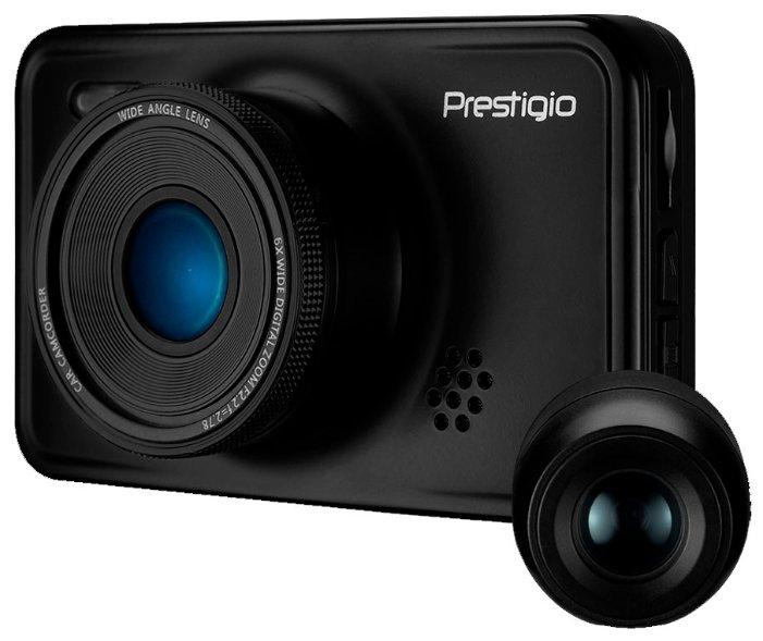 Видеорегистратор Prestigio RoadRunner 527DL