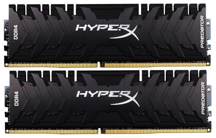 Оперативная память 8 ГБ 2 шт. HyperX HX432C16PB3K2/16 — купить по выгодной цене на Яндекс.Маркете