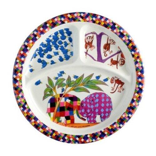 Тарелка Petit Jour Paris Elmer (EL926D) фиолетовый посуда petit jour набор детской посуды elmer