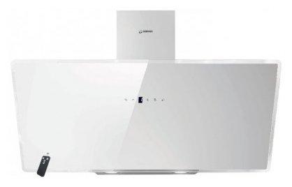 Каминная вытяжка GERMES Aura 90 (белая) — купить по выгодной цене на Яндекс.Маркете