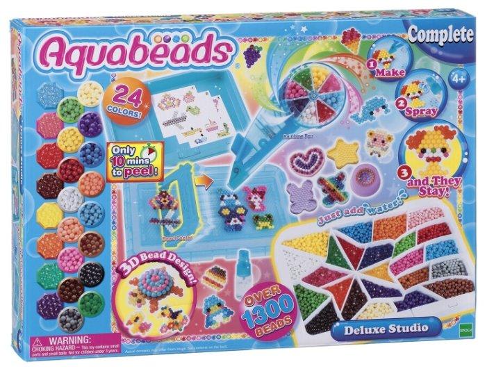 Набор для творчества Aquabeads Студия Делюкс 30258
