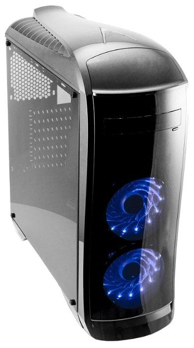 Компьютерный корпус 3Cott G09 w/o PSU Black