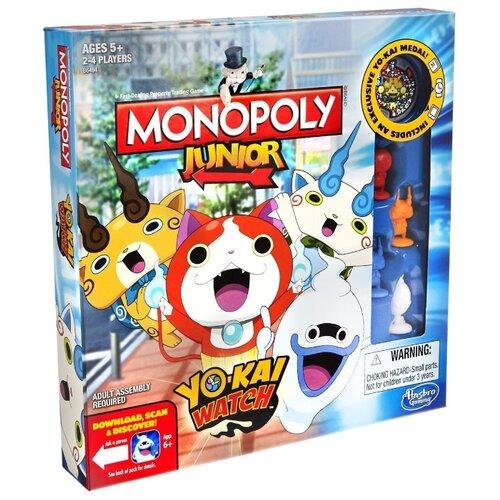 Настольная игра Monopoly Моя первая Монополия - Йо-Кай Вотч