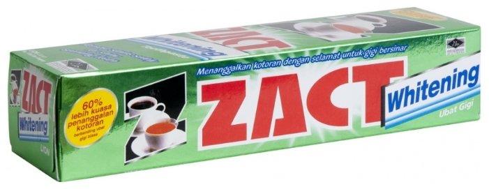 Зубная паста LION THAILAND Zact отбеливающая, 100 гр