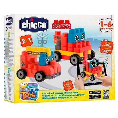 Конструктор Chicco App Toys 02307 Машины