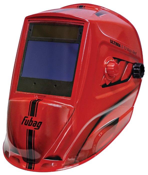Маска Fubag Ultima 5-13 Visor Red