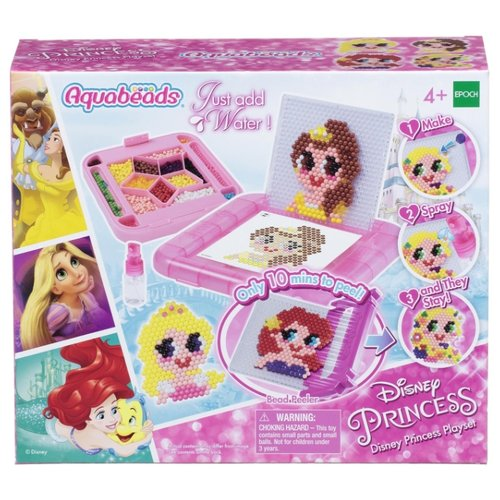 Aquabeads Аквамозаика Принцессы Disney (30228) disney приглашения юной принцессы принцессы