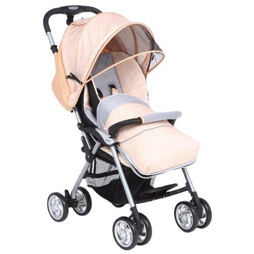 Прогулочная коляска Corol S-12 бежевый/серый прогулочная коляска acarento provetto серый