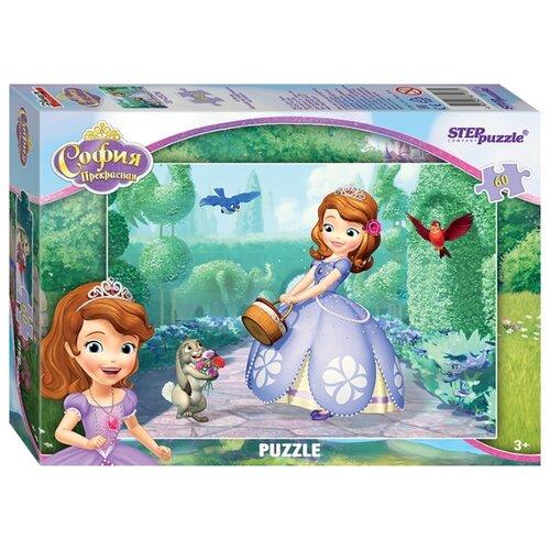 Пазл Step puzzle Disney Принцесса София (81133), 60 дет.Пазлы<br>