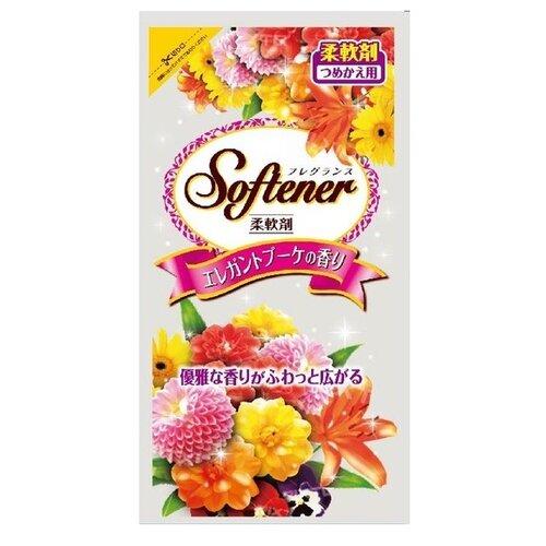 Фото - Nihon Detergent Кондиционер-ополаскиватель для белья с ароматом цветочного букета, 0.5 л кондиционер для белья nihon softener premium rose 500 мл